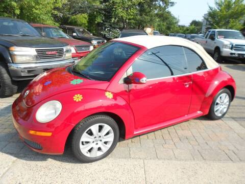 2008 Volkswagen New Beetle Convertible for sale at Precision Auto Sales of New York in Farmingdale NY