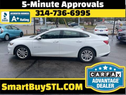 2018 Chevrolet Malibu for sale at Smart Buy Car Sales in St. Louis MO