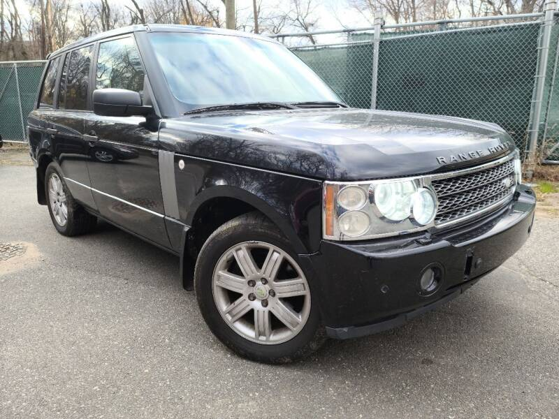 2006 Land Rover Range Rover for sale at KOB Auto Sales in Hatfield PA