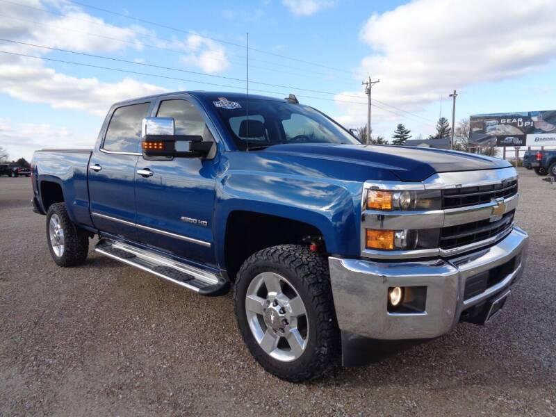 2019 Chevrolet Silverado 2500HD for sale at Burkholder Truck Sales LLC (Versailles) in Versailles MO