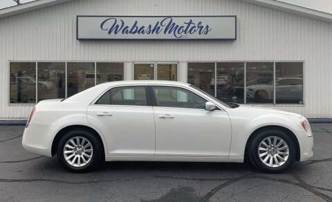 2011 Chrysler 300 for sale at Wabash Motors in Terre Haute IN