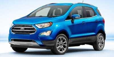2021 Ford EcoSport for sale at Mac Haik Ford Pasadena in Pasadena TX