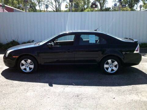 2007 Ford Fusion for sale at Chaddock Auto Sales in Rochester MN