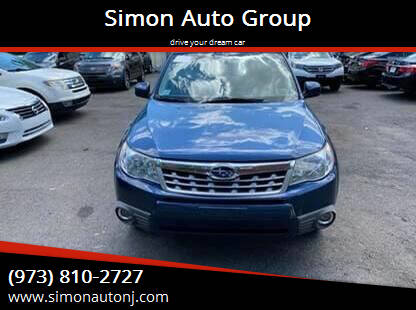 2012 Subaru Forester for sale at Simon Auto Group in Newark NJ