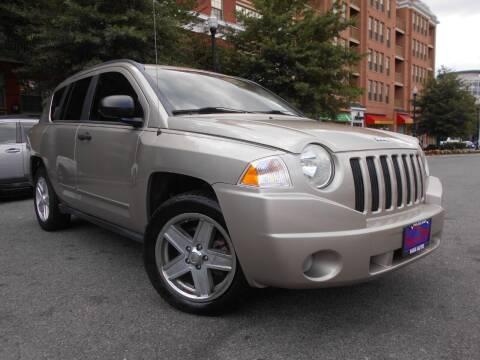 2009 Jeep Compass for sale at H & R Auto in Arlington VA