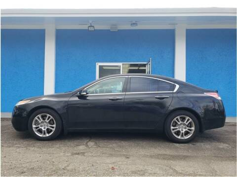 2010 Acura TL for sale at Khodas Cars in Gilroy CA
