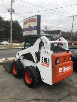 2008 Bobcat S185 for sale at Beachside Motors, Inc. in Ludlow MA