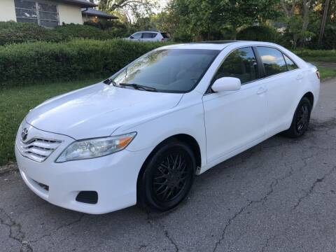 2010 Toyota Camry for sale at Urban Motors llc. in Columbus OH
