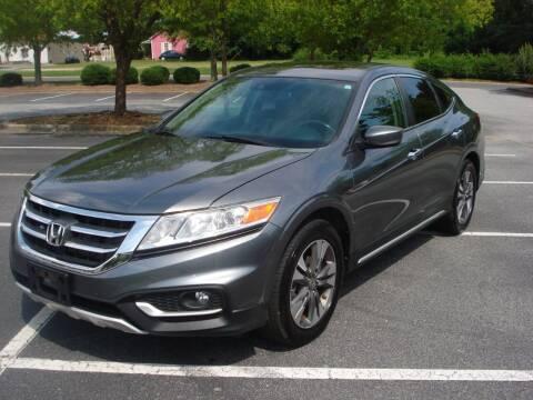 2013 Honda Crosstour for sale at Uniworld Auto Sales LLC. in Greensboro NC