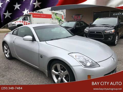 2008 Nissan 350Z for sale at Bay City Auto's in Mobile AL