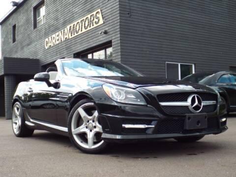2013 Mercedes-Benz SLK for sale at Carena Motors in Twinsburg OH