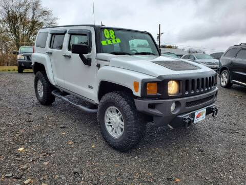2008 HUMMER H3 for sale at ALL WHEELS DRIVEN in Wellsboro PA