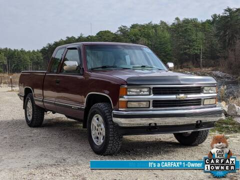 1995 Chevrolet C/K 1500 Series for sale at Bob Walters Linton Motors in Linton IN