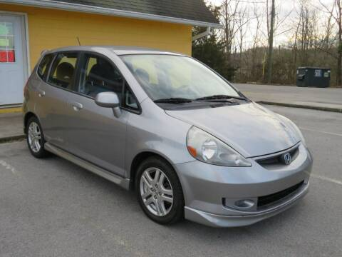 2007 Honda Fit for sale at Sevierville Autobrokers LLC in Sevierville TN