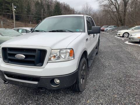 2007 Ford F-150 for sale at JM Auto Sales in Shenandoah PA