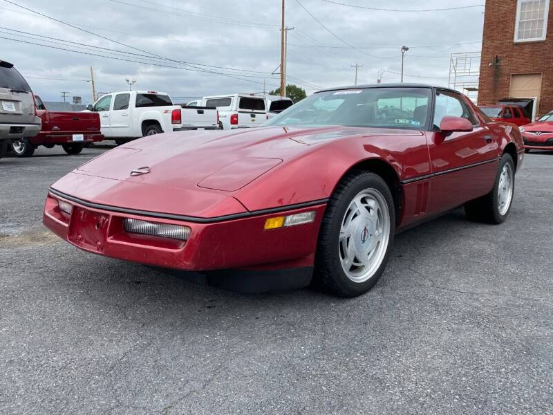 1989 Chevrolet Corvette for sale at Clear Choice Auto Sales in Mechanicsburg PA