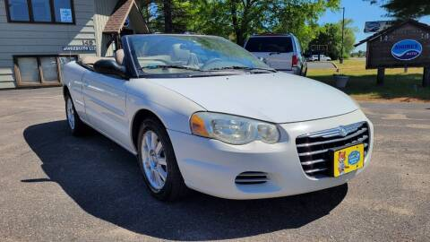 2004 Chrysler Sebring for sale at Shores Auto in Lakeland Shores MN