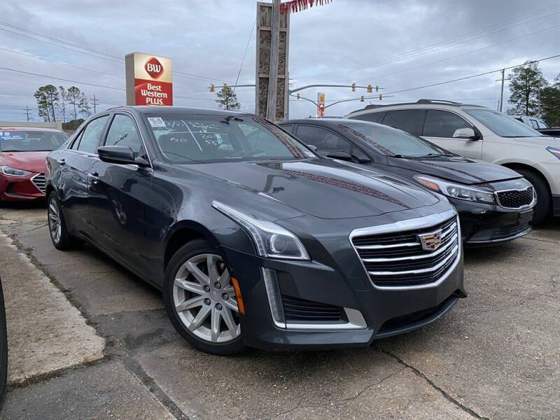 2016 Cadillac CTS for sale at Direct Auto in D'Iberville MS
