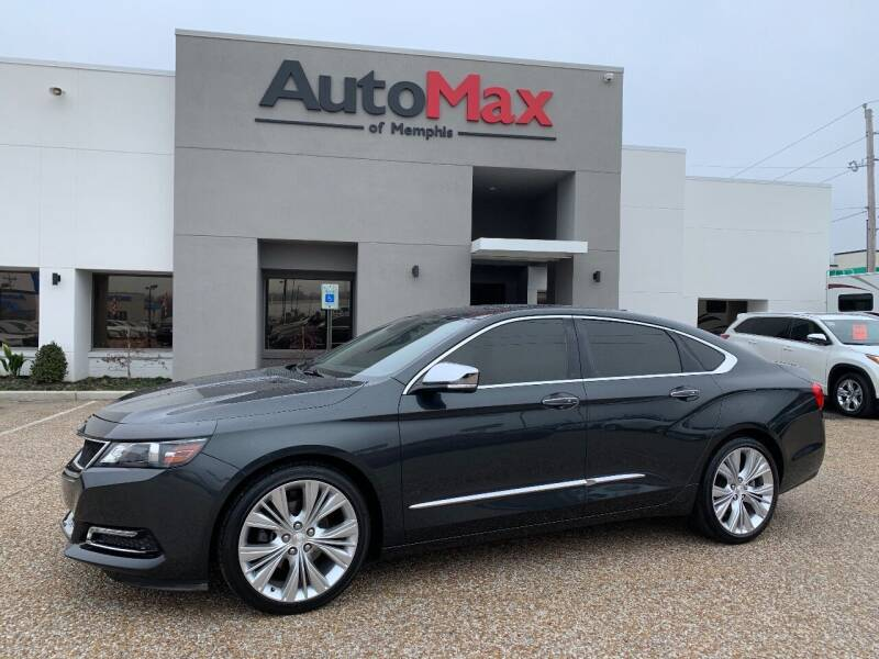 2014 Chevrolet Impala for sale at AutoMax of Memphis - V Brothers in Memphis TN