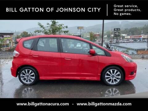 2013 Honda Fit for sale at Bill Gatton Used Cars - BILL GATTON ACURA MAZDA in Johnson City TN