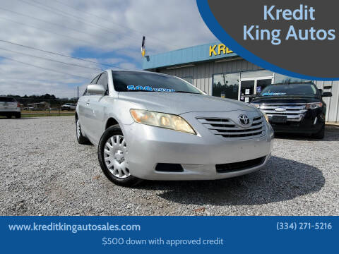 2007 Toyota Camry for sale at Kredit King Autos in Montgomery AL