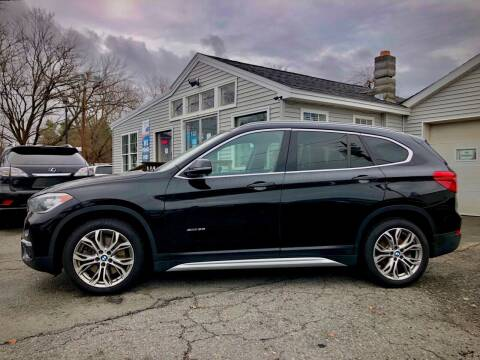 2016 BMW X1 for sale at Top Line Import in Haverhill MA