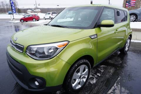 2019 Kia Soul for sale at MyEzAutoBroker.com in Mount Vernon OH