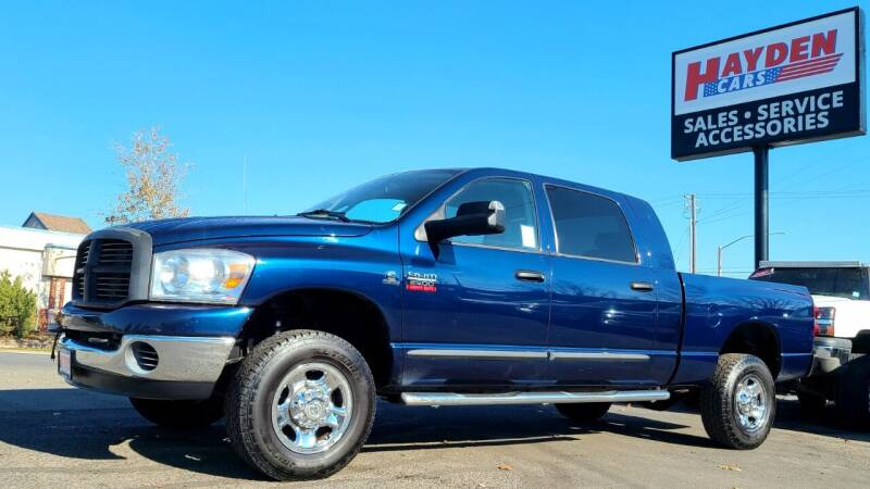 2008 Dodge Ram Pickup 2500 for sale at Hayden Cars in Coeur D Alene ID