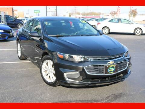 2018 Chevrolet Malibu for sale at AUTO POINT USED CARS in Rosedale MD