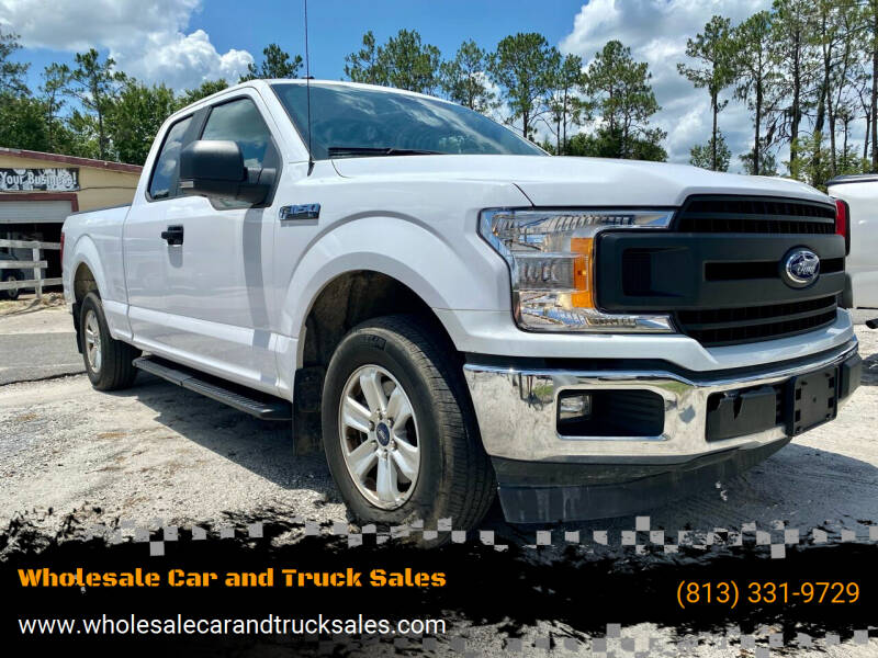 2018 Ford F-150 for sale in Plant City, FL