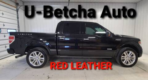 2013 Ford F-150 for sale at Ubetcha Auto in St. Paul NE