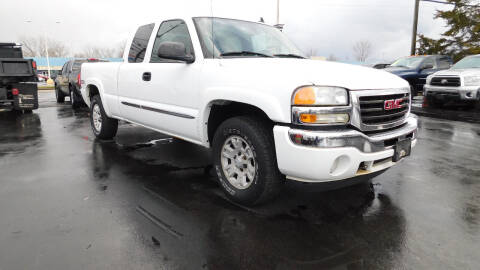 2007 GMC Sierra 1500 Classic for sale at Action Automotive Service LLC in Hudson NY