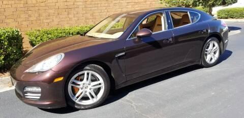 2010 Porsche Panamera for sale at RPM Exotic Cars in Atlanta GA