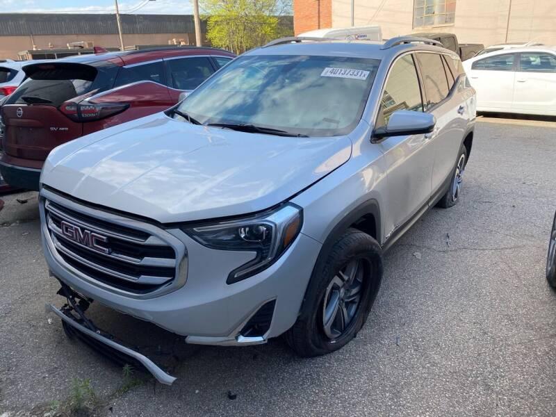 2019 GMC Terrain for sale at ALL TEAM AUTO in Las Vegas NV
