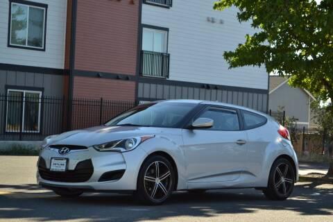 2015 Hyundai Veloster for sale at Skyline Motors Auto Sales in Tacoma WA