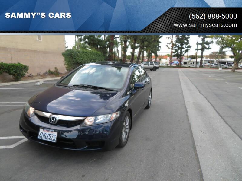"2009 Honda Civic for sale at SAMMY""S CARS in Bellflower CA"