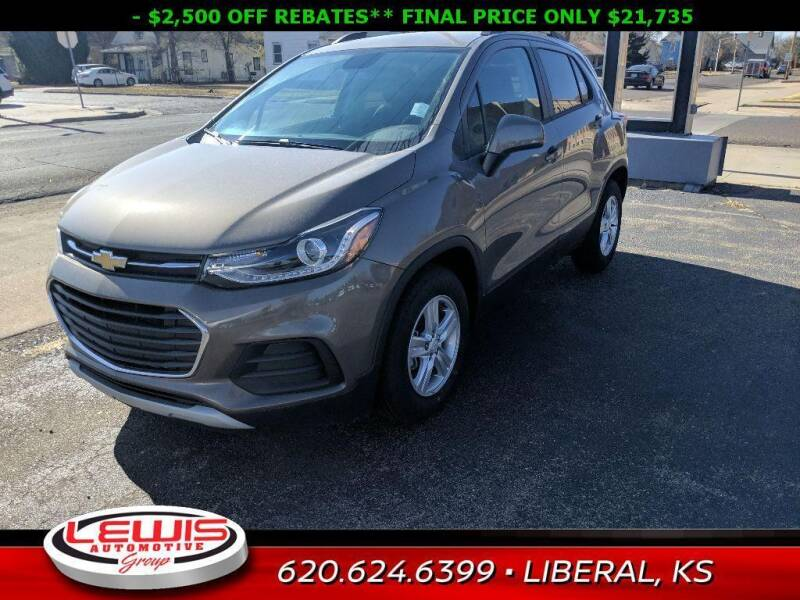 2021 Chevrolet Trax for sale at Lewis Chevrolet Buick of Liberal in Liberal KS