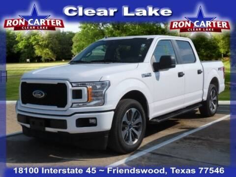 2020 Ford F-150 for sale at Ron Carter  Clear Lake Used Cars in Houston TX