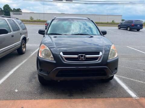 2003 Honda CR-V for sale at S & H AUTO LLC in Granite Falls NC