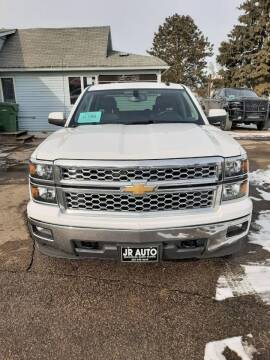 2015 Chevrolet Silverado 1500 for sale at JR Auto in Brookings SD