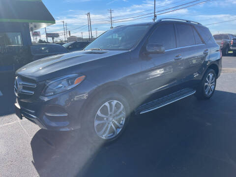 2016 Mercedes-Benz GLE for sale at All In Auto Inc in Palatine IL