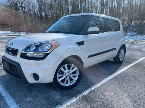 2013 Kia Soul for sale at Lifetime Automotive LLC in Middletown OH