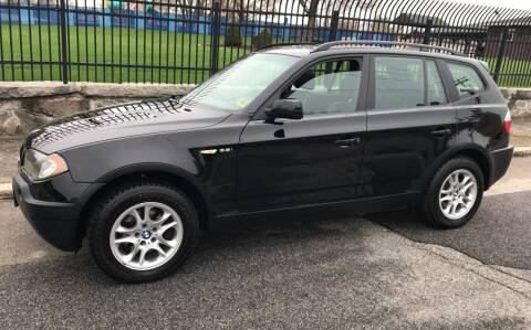 2004 BMW X3 for sale at Bob & Sons Automotive Inc in Manchester NH