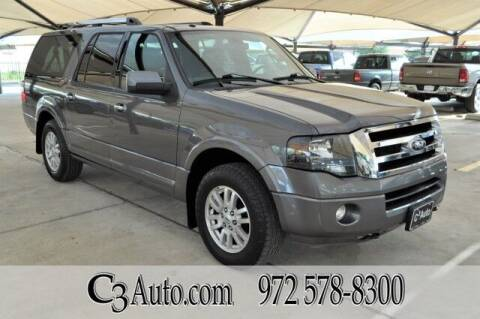 2014 Ford Expedition EL for sale at C3Auto.com in Plano TX