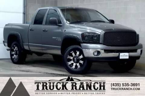 2006 Dodge Ram Pickup 1500 for sale at Truck Ranch in Logan UT