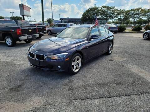2014 BMW 3 Series for sale at International Auto Wholesalers in Virginia Beach VA