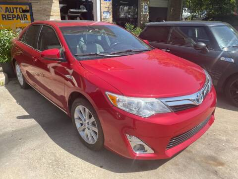 2013 Toyota Camry Hybrid for sale at Hi-Tech Automotive - Congress in Austin TX