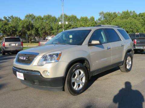 2011 GMC Acadia for sale at Low Cost Cars North in Whitehall OH