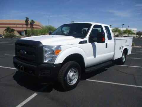 2014 Ford F-250 Super Duty for sale at Corporate Auto Wholesale in Phoenix AZ