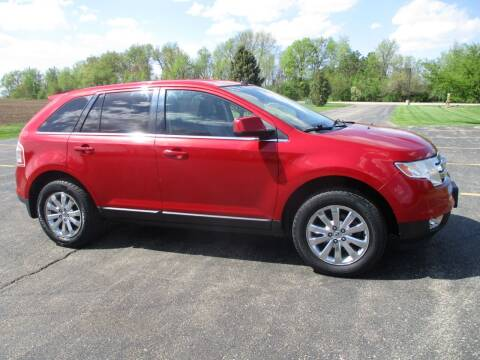 2010 Ford Edge for sale at Crossroads Used Cars Inc. in Tremont IL